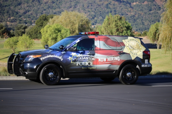 Police chief talks about crime, other Pleasanton issues