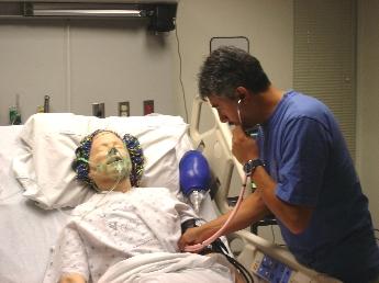 high tech mannequin a crash test dummy for medical professionals news. Black Bedroom Furniture Sets. Home Design Ideas