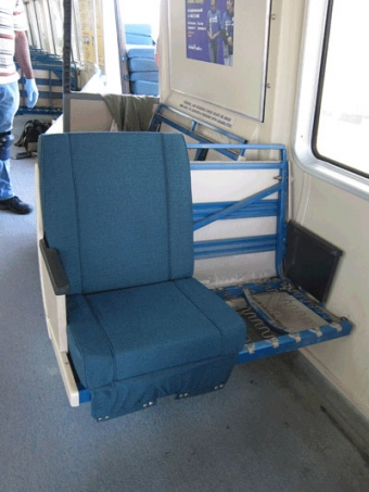 Car Rental With Car Seat >> New BART seats mean cleaner ride   News   PleasantonWeekly ...