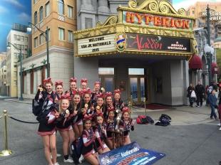Pleasanton Middle School Cheerleaders Bring Home National