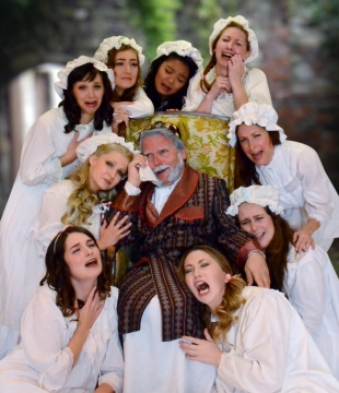 Pleasanton Woman Directs Theater Magic In The Pirates Of