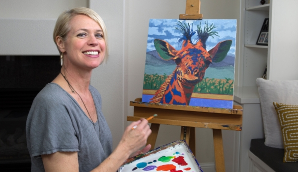 pleasanton artist s joyride continues news pleasantonweekly com