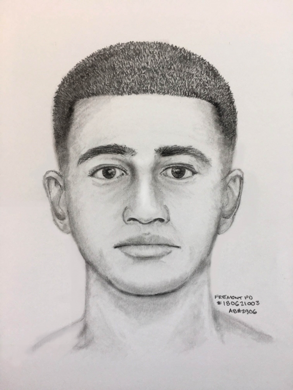 Police Release Photo And Sketch Of Naked Prowler Lurking
