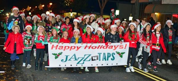 Pleasanton Christmas Parade 2020 Parade magic in Pleasanton   News   PleasantonWeekly. 